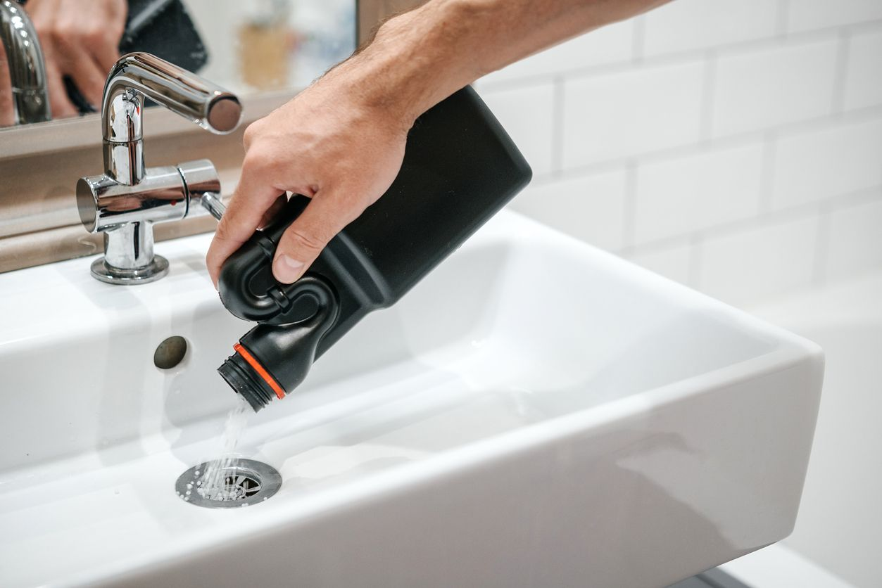 Should I Use Chemical Drain Cleaners?