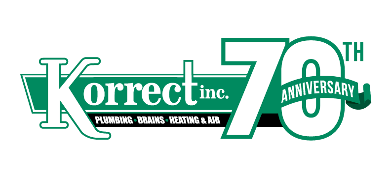 Korrect Plumbing, Heating & Air Conditioning, Inc.